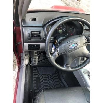 Subaru Forester Havuzlu Paspas 2002-2008
