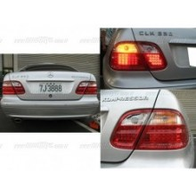 Eagle Eyes Mercedes-Benz W208 CLK LED Arka Stop Serisi 98-02