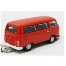 VW T2 Minibüs Anahtarlık Kırmızı