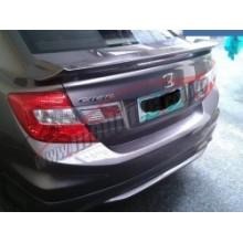 2013- Honda Civic Mugen Işıklı Bagaj Üstü Spoiler