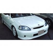 Honda Civic 1999-2001 Arası Type R Ön Tampon Altı Eki