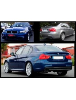 BMW E90 2009-2012 LCI M-Technic Body Kit
