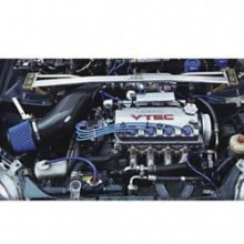 Carbon Simota Honda Civic 96-01 Super Inlet Big Tube Hava Filtre Kiti