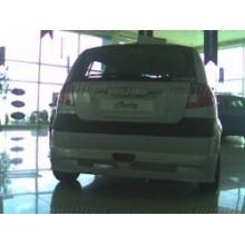 Hyundai Getz 2 Arka Tampon Altı Eki