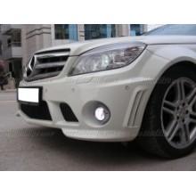 Mercedes Benz W204 C63 AMG C Serisi 07- Ön Tampon Seti