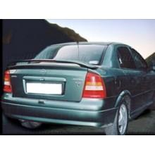 Opel Astra G Sedan Bagaj Üstü Işıklı Spoiler