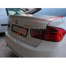 BMW 3 Serisi F30 Kasa M Performance Plastik Spoiler