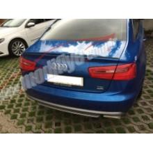 Audi A6 Spoiler 2012- Plastik