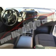 Volkswagen Amarok 2010- Paspas