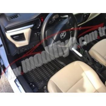 Toyota Corolla Paspas 2012-