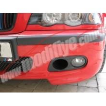 BMW E46 M Tech Hamman Style Sis Çerçevesi
