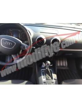 Audi A3 HB Havuzlu Paspas 2012-