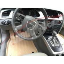 Audi A4 Havuz Paspas Krem  2007-2011