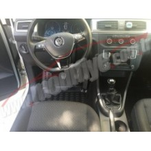 VW Caddy 2011-2016 Havuzlu Paspas