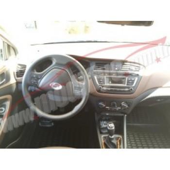 Hyundai İ20 2014- Havuzlu Paspas