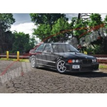 BMW E36 3 Serisi Ön Panjur Siyah (Böbrek) 91-94