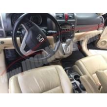 Honda CRV Paspas Havuzlu 3D 2007-2012