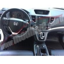 Honda CRV Havuzlu Paspas Seti 2013-