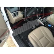 Hyundai İ30 Havuzlu Paspas 2012-