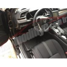 Honda Civic 2016- Sedan Havuzlu Paspas