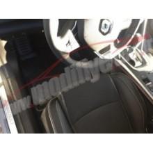Renault Megane 4 sedan Havuzlu 3D Paspas Seti