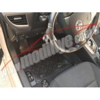Toyota Corolla 2013-2017 Sedan 5D Havuzlu Paspas